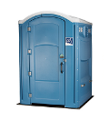 Mobile WC for disabled people - liberty